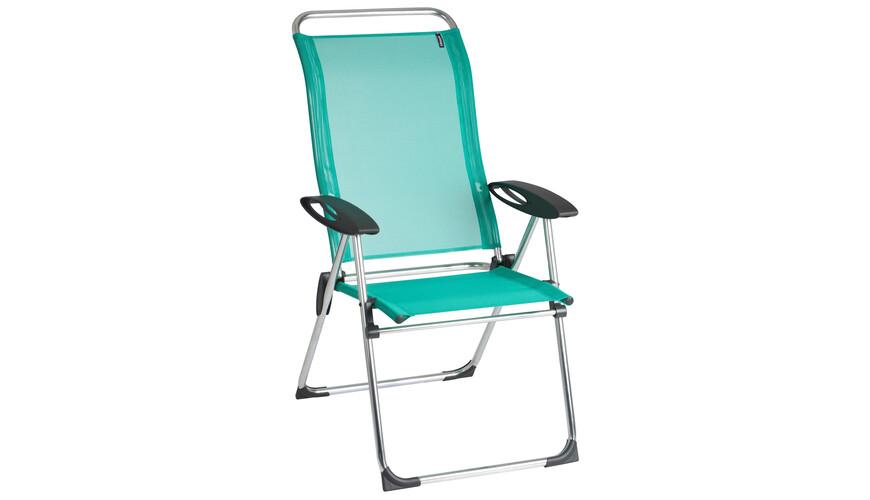 Lafuma Mobilier Cham'Elips - Siège camping - Classic Batyline turquoise
